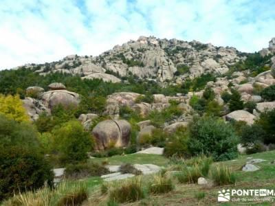 La Pedriza - Collado del Cabrón - Charca Verde_ rutas senderismo madrid;rutas por el escorial